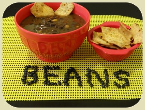 Black Bean Corn Soup