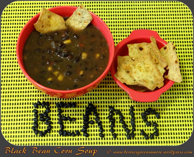 Black Bean Corn Soup