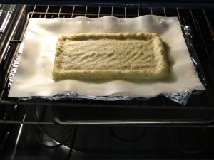 No Flour Veggie Pizza